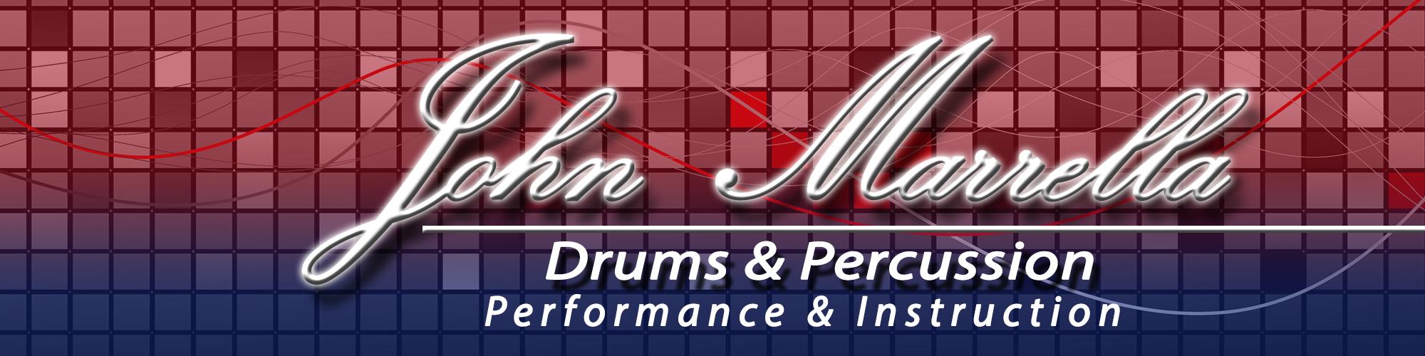 John Marrella Drummer
