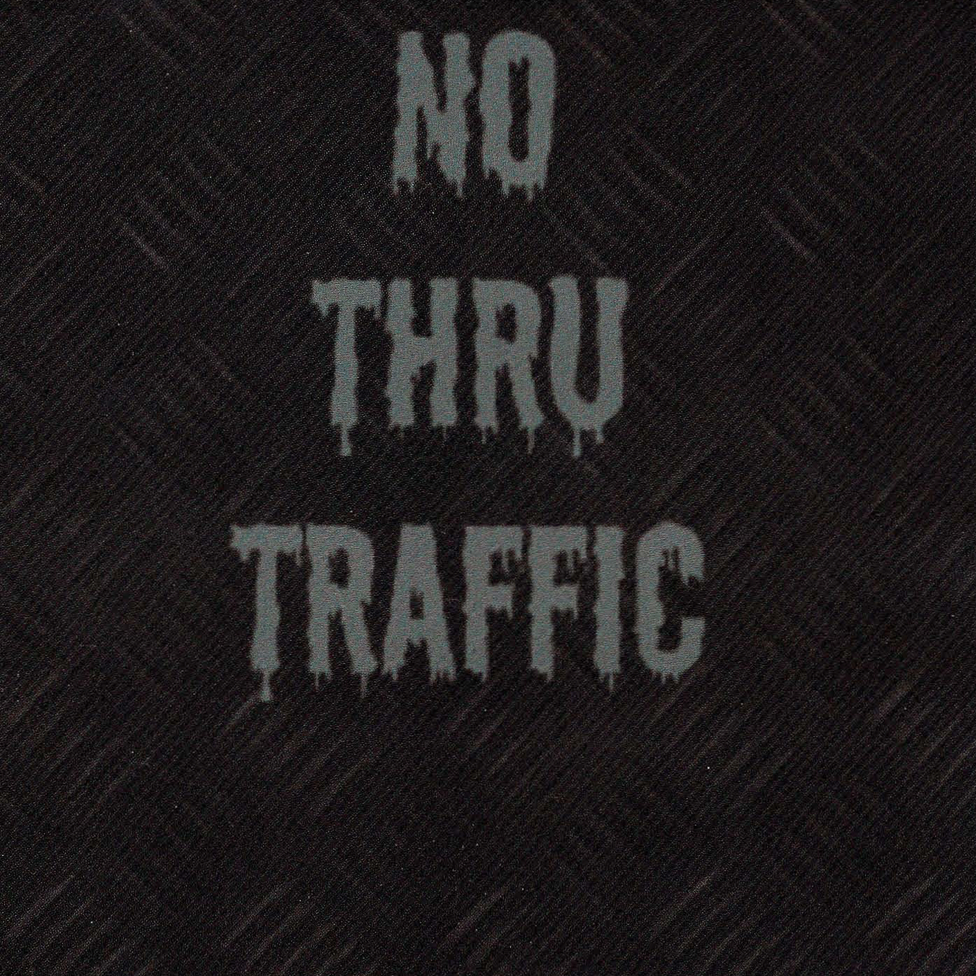 no thru traffic